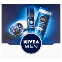 Nivea csomag Men Protect et Care Big 2017 (Pingvin Product)