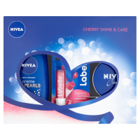 Nivea csomag Cherry Shine et Care (Pingvin Product)