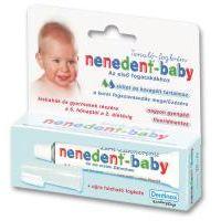 Nenedent-baby tanulószett fogkrém+fogkefe