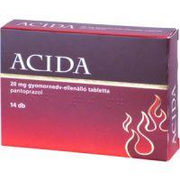 Acida 20 mg gyomornedv-ellenálló tabletta