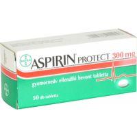 Aspirin Protect 300 mg gyomornedv ellená.bev.tabl.