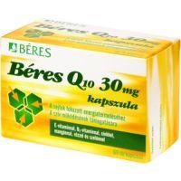 Béres Q10 30 mg kapszula GYÓGYSZER