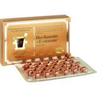 Bio  -Karotin+E Pro-vitamin A/E vitamin kapszula