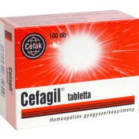 Cefagil tabletta (100x)