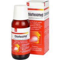 Chlorhexamed szájvíz