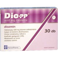 Dio-PP 600 mg tabletta