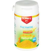 Dr.Herz Kurkuma C-vitamin kapszula