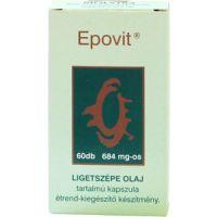 Epovit Ligetszépe 500 mg kapszula