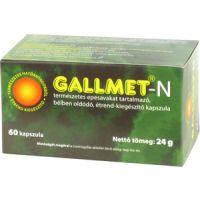 Gallmet-N kapszula