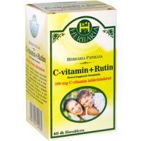 Herbária C-vitamin+Rutin filmtabletta