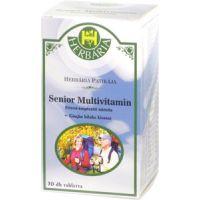 Herbária Patikája Senior multivitamin tabletta