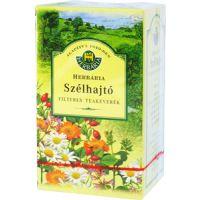 Herbária szélhajtó teakeverék filteres