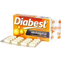 Innopharm Diabest speciális tápszer kapszula