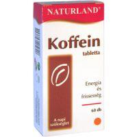 Naturland Koffein tabletta
