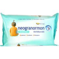 Neogranormon Sens baba törlőkendő