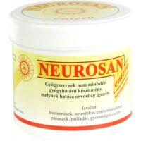 Neurosan nyomelem tartalmú gyógyhatású készítmény
