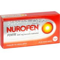 Nurofen Forte 400 mg bevont tabletta