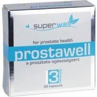 Superwell Prostawell kapszula