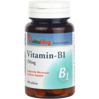Vitaking B1-vitamin 250mg tabletta
