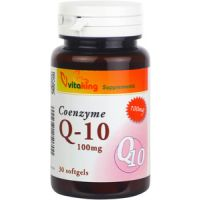 Vitaking Coenzym Q10 100 mg kapszula