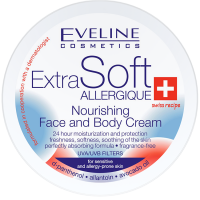 Eveline Extrasoft  sensitive krém