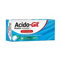 Acido-GIT Maalox rágótabletta