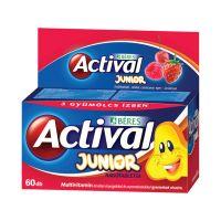 Actival Junior rágótabletta OGYI (Pingvin Product)