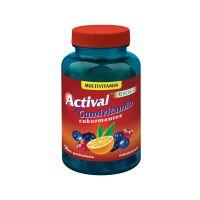 Actival Felnőtt gumivitamin (50db)