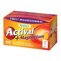 Actival + Magnézium filmtabletta