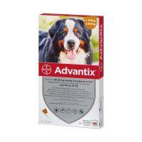 Advantix spot on 40-60 kg közötti kutyáknak a.u.v.