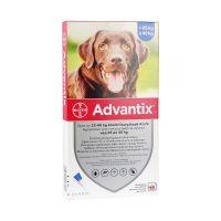 Advantix spot on 25-40 kg közötti kutyáknak a.u.v.