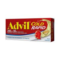 Advil Cold Rapid 200 mg/30 mg kapszula (Pingvin Product)