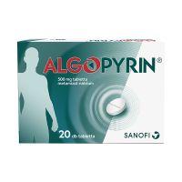 Algopyrin 500 mg tabletta