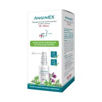 Anginex gyógynövény hatóanyagú orális spray