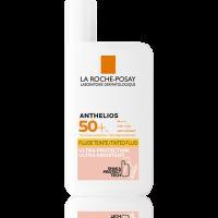 Anthelios ultra könnyű  színezett fluid SPF50+