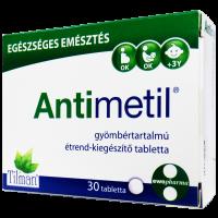 Antimetil Gyömbér tartalmú étrend-kiegészítő tabletta