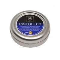 Apivita Mentol- Eukaliptusz ízű torokpasztilla propolisz kivonattal, C-vitaminnal és édesítőszerekkel