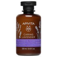 APIVITA Tusfürdő érzékeny bőrre nyugtató levendulával (Pingvin Product)