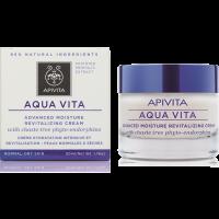 APIVITA AQUA VITA Hidratáló arckrém normál/száraz bőrre (Pingvin Product)