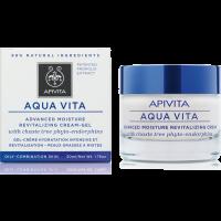 APIVITA AQUA VITA Hidratáló arckrém zsíros/kombinált bőrre (Pingvin Product)