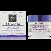 APIVITA AQUA VITA Hidratáló arckrém nagyon száraz bőrre (Pingvin Product)
