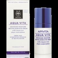 APIVITA AQUA VITA Hidratáló szemkörnyékápoló krém (Pingvin Product)