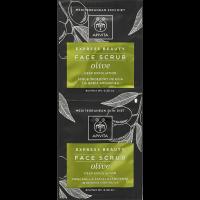 APIVITA Express mélyhámlasztó arcradír Olívával (Pingvin Product)