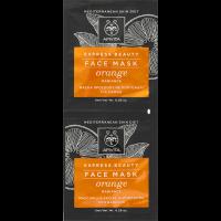 APIVITA Express ragyogást adó arcmaszk Naranccsal (Pingvin Product)