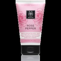 APIVITA Testápoló krém bőrfeszesítő rózsával és borssal (Pingvin Product)