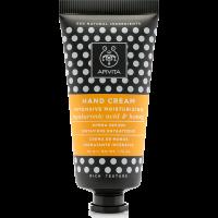 APIVITA Kézkrém intenzív hidratáló hialuronsavval és mézzel (Pingvin Product)