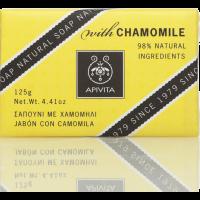 APIVITA Natúr szappan érzékeny bőrre Kamillával (Pingvin Product)