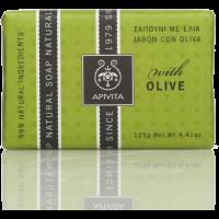 APIVITA Natúr szappan Olívával (Pingvin Product)