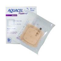 Aquacel Ag Foam öntapadó habkötszer 10 x 10 cm (Pingvin Product)