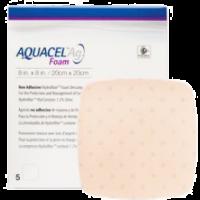 Aquacel Ag Foam nem öntapadó habkötszer 10 x 10cm (Pingvin Product)